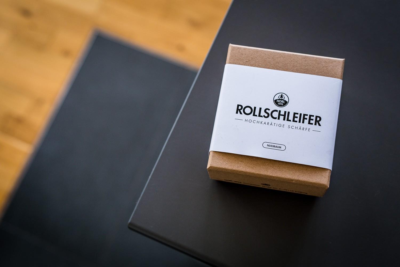 Keep on Rollin`- Der HORL Rollschleifer · Berliner Speisemeisterei