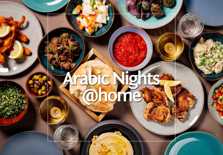 Arabic Nights at home - Yalla Pita · Berliner Speisemeisterei