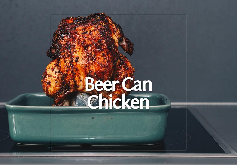 Beer Can Chicken · Berliner Speisemeisterei