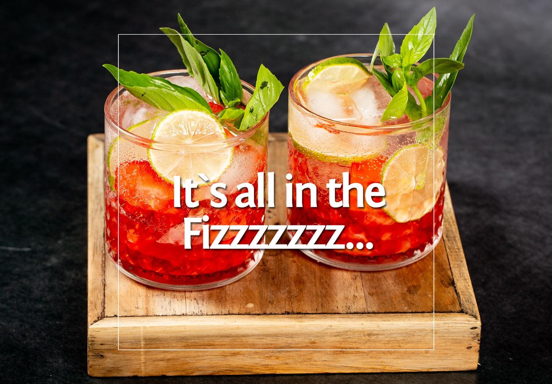 It`s all in the Fizzzzz.... • Der SodaStream Crystal · Berliner Speisemeisterei