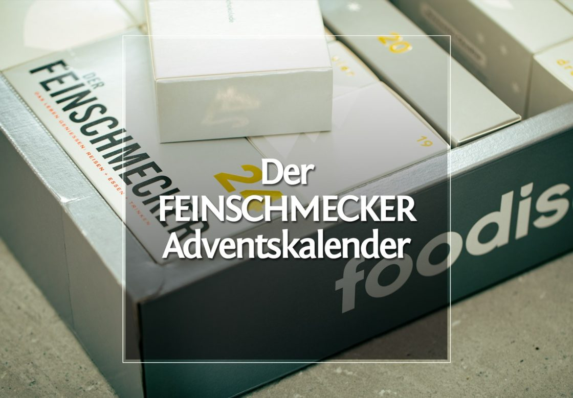Feinschmecker Adventskalender