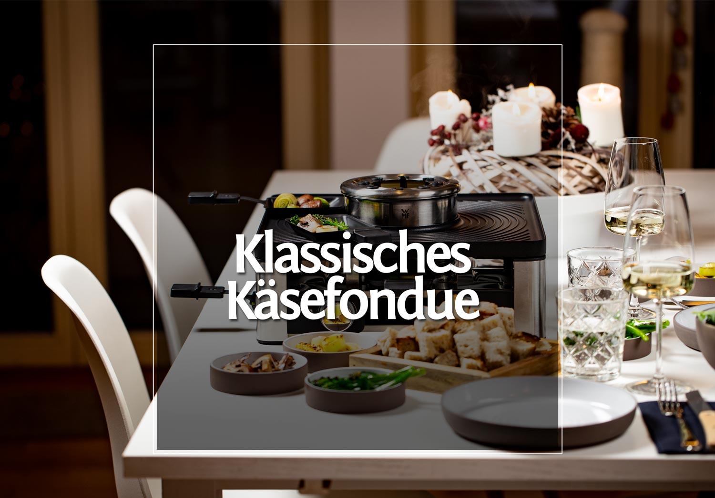 Die WMF Lumero Gourmet Station für das perfekte Fondue · Berliner Speisemeisterei
