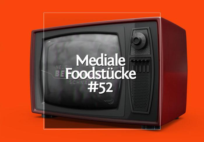 Mediale Foodstücke #52: Die Neue Berliner Schnauze
