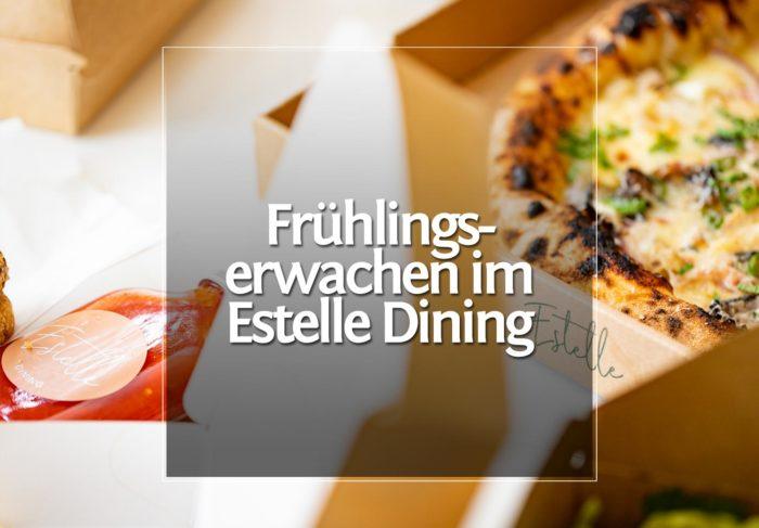 Frühlingserwachen im Estelle Dining
