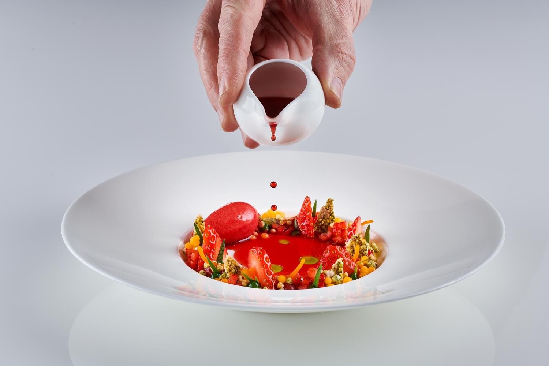 Erdbeere by Heiko Nieder